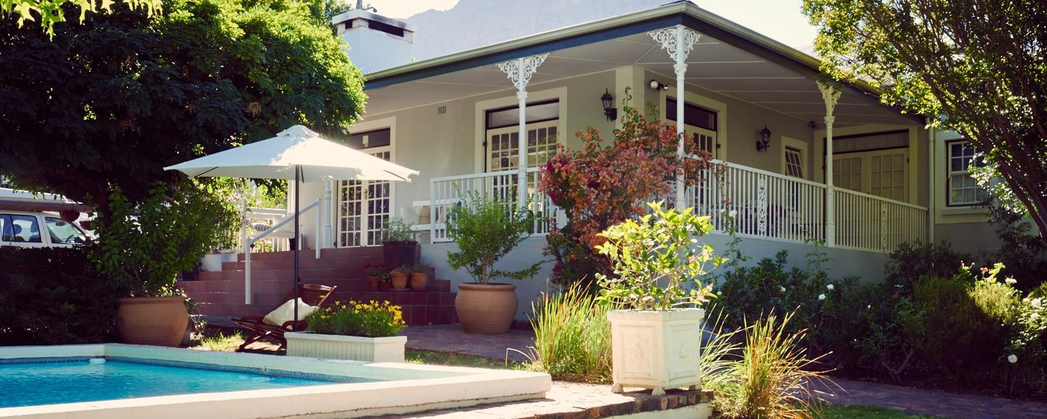 The Corner House Guest House - Franschhoek